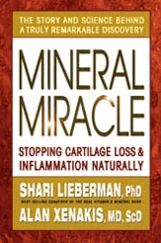 Mineral Miracle: Stopping Cartilage Loss & Inflamation Naturally