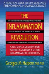 The Inflammation Revolution: A Natural Solution for Arthritis, Asthma & Other Inflammatory Disorders
