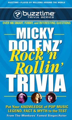 Micky Dolenz' Rock 'n Rollin' Trivia