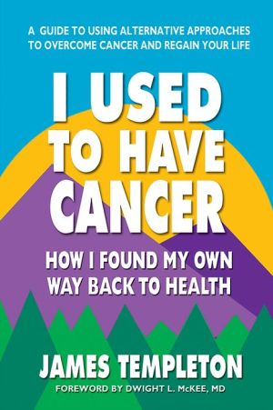 Book I Used to Have Cancer
