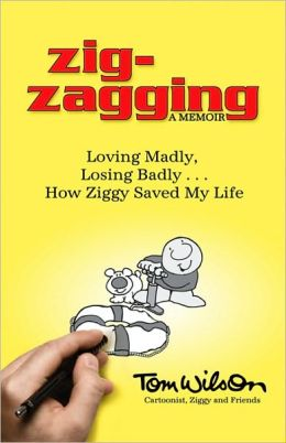 Zig-zagging: Loving Madly, Losing Badly ? How Ziggy Saved My Life