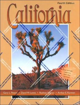 California (Book, CD-ROM and Rand McNally California State Map Package)