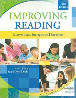 Improving Reading: Interventions Strategies And Resources W/ Cd