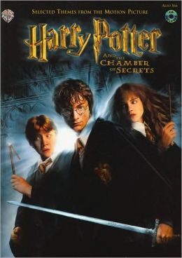 Selected Themes from the Motion Picture Harry Potter and the Chamber of Secrets: Alto Sax, Book & CD