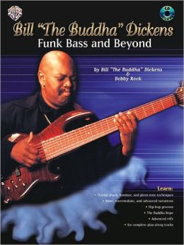 Funk Bass and Beyond: Book & CD