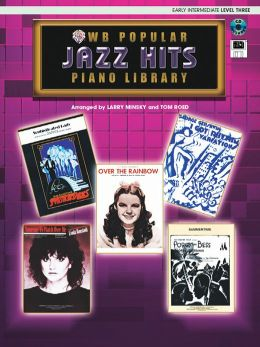 WB Popular Piano Library -- Jazz Hits: Level 3, Book, CD & General MIDI Disk