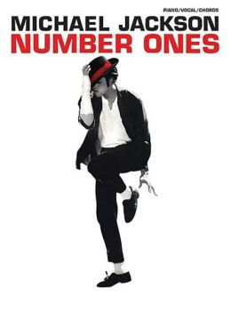 Michael Jackson -- Number Ones: Piano/Vocal/Chords