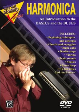 Ultimate Beginner Xpress -- Harmonica: An introduction to the basics and the blues. , DVD