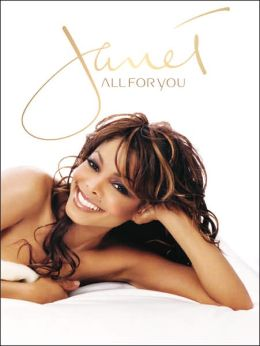 Janet Jackson -- All for You: Piano/Vocal/Chords