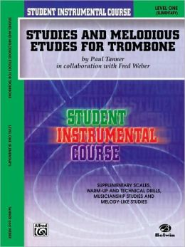 Studies and Melodious Etudes for Trombone, Level One
