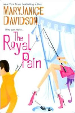 The Royal Pain (Alaskan Royal Family Series #2)