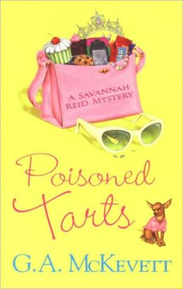 Poisoned Tarts (Savannah Reid Series #13)