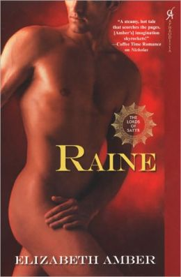 Raine (Lords of Satyr Series #2)