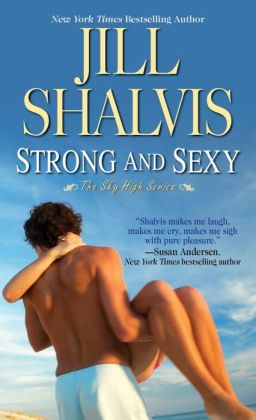 Strong and Sexy (Sky High Air Series #2)