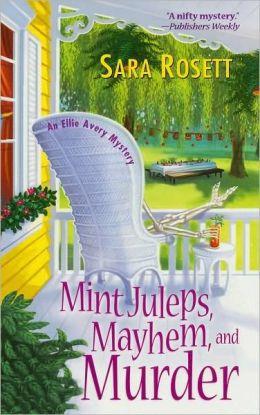 Mint Juleps, Mayhem, and Murder (Mom Zone Series #5)