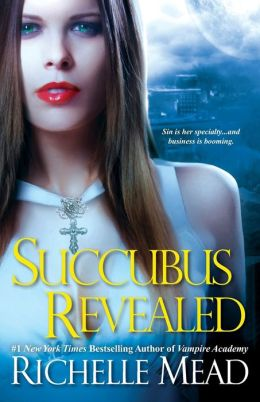 Succubus Revealed (Georgina Kincaid Series #6)