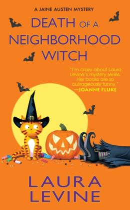Death of a Neighborhood Witch (Jaine Austen Series #11)
