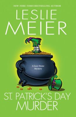 St. Patrick's Day Murder (Lucy Stone Series #14)