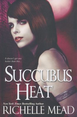 Succubus Heat (Georgina Kincaid Series #4)
