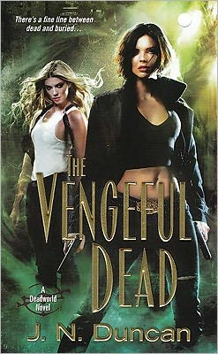 The Vengeful Dead (Deadworld Series #2)
