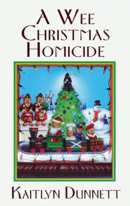 A Wee Christmas Homicide (Liss MacCrimmon Series #3)