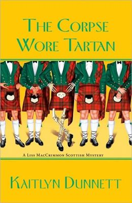 The Corpse Wore Tartan (Liss MacCrimmon Series #4)