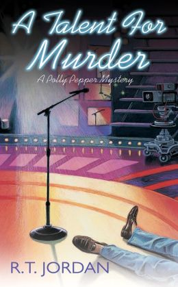 A Talent for Murder (Polly Pepper Mystery Series #3)