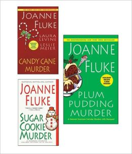 Plum Pudding Murder Bundle with Candy Cane Murder and Sugar Cookie Murder