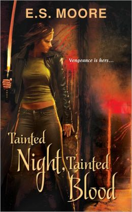 Tainted Night, Tainted Blood (Kat Redding Series #2)