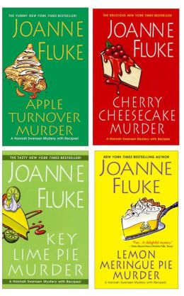 Apple Turnover Murder Bundle with Key Lime Pie Murder, Cherry Cheesecake Murder, Lemon Meringue Pie Murder, and an EXTENDED excerpt of Devil's Food Cake Murder