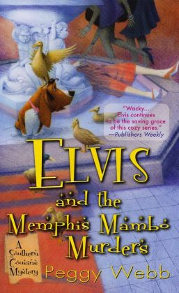 Elvis and the Memphis Mambo Murders (Southern Cousins Series #3)