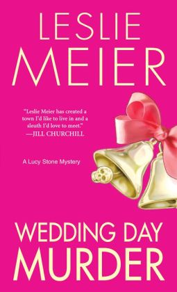Wedding Day Murder (Lucy Stone Series #8)