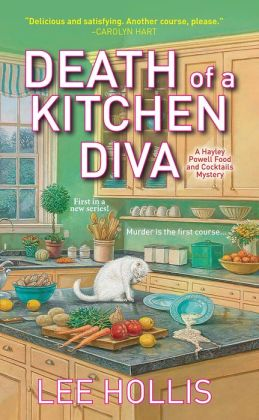 Death of a Kitchen Diva (Hayley Powell Series #1)