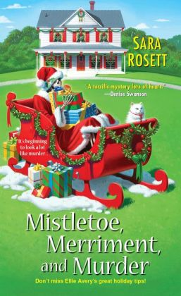 Mistletoe, Merriment, and Murder (Mom Zone Series #7)