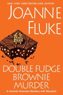 Double Fudge Brownie Murder (Hannah Swensen Series #18)
