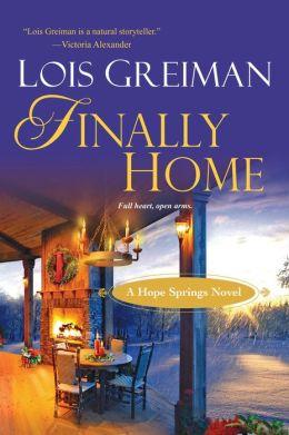 Finally Home (Hope Springs Series #3)