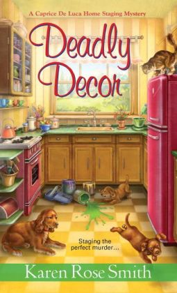 Deadly Decor (Caprice DeLuca Series #2)