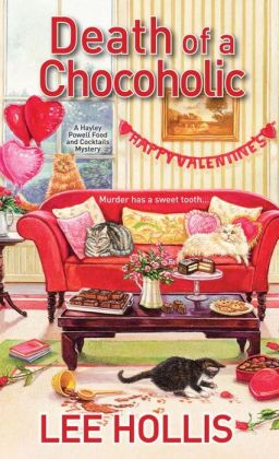 Death of a Chocoholic (Hayley Powell Series #4)