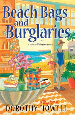 Beach Bags and Burglaries (Haley Randolph Series #7)