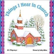 Things I hear in Church