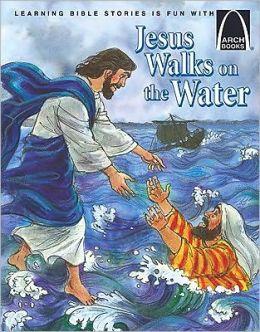 Jesus Walks on the Water