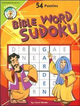 Bible Word Suduko