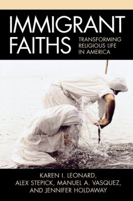 Immigrant Faiths