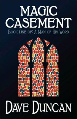 Magic Casement (A Man of His Word Series #1)