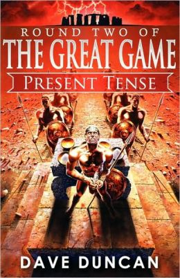Present Tense (Great Game Series #2)