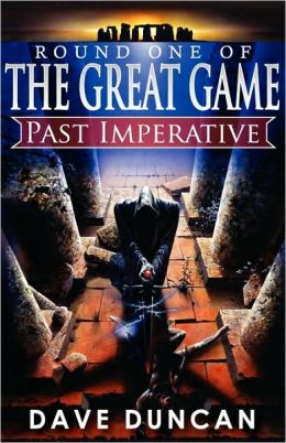 Past Imperative (Great Game Series #1)
