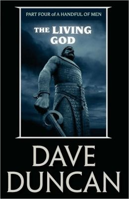 The Living God (A Handful of Men Series #4)