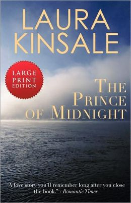 Prince Of Midnight (Large Print Edition)