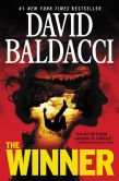 Book Cover Image. Title: The Winner, Author: David Baldacci