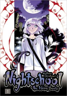 Nightschool, Vol. 1: The Weirn Books